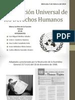 Declaración Universal de los Derechos Humanos.pptx