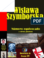 Wislawa Szymborska Poemas