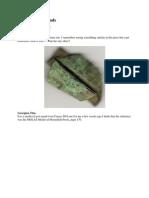 Medieval Pot Mends