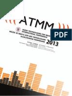 ATMM 2013 Program Booklet
