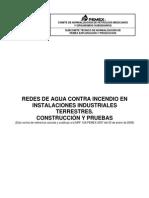 Nrf-128-Pemex-2011 Redes Contra Inc Agua