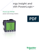 Ppt powerlogic pm700 series powerpoint presentation id:4723651.
