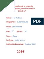 Promocion de la Industria Responsable y del Compromiso Climatico - copia.docx