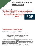 Epistemología de La Didáctica de Las Ciencias Sociales