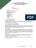 Evaluaciones P3