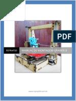 Manual de Montagem Graber i3