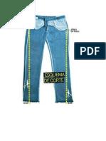 Personalizando o Jeans.
