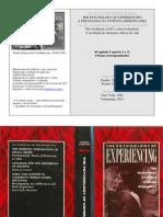 A Resolução de Situações Críticas de Vida - Fiodor Vassiliuk - Cap 1 e 2