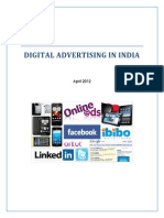 Digital Advertising in India