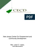 nj center for empowerment and community development  vision 2014