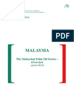 Palm Oil Overview 2012