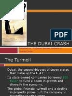 The Dubai Crash