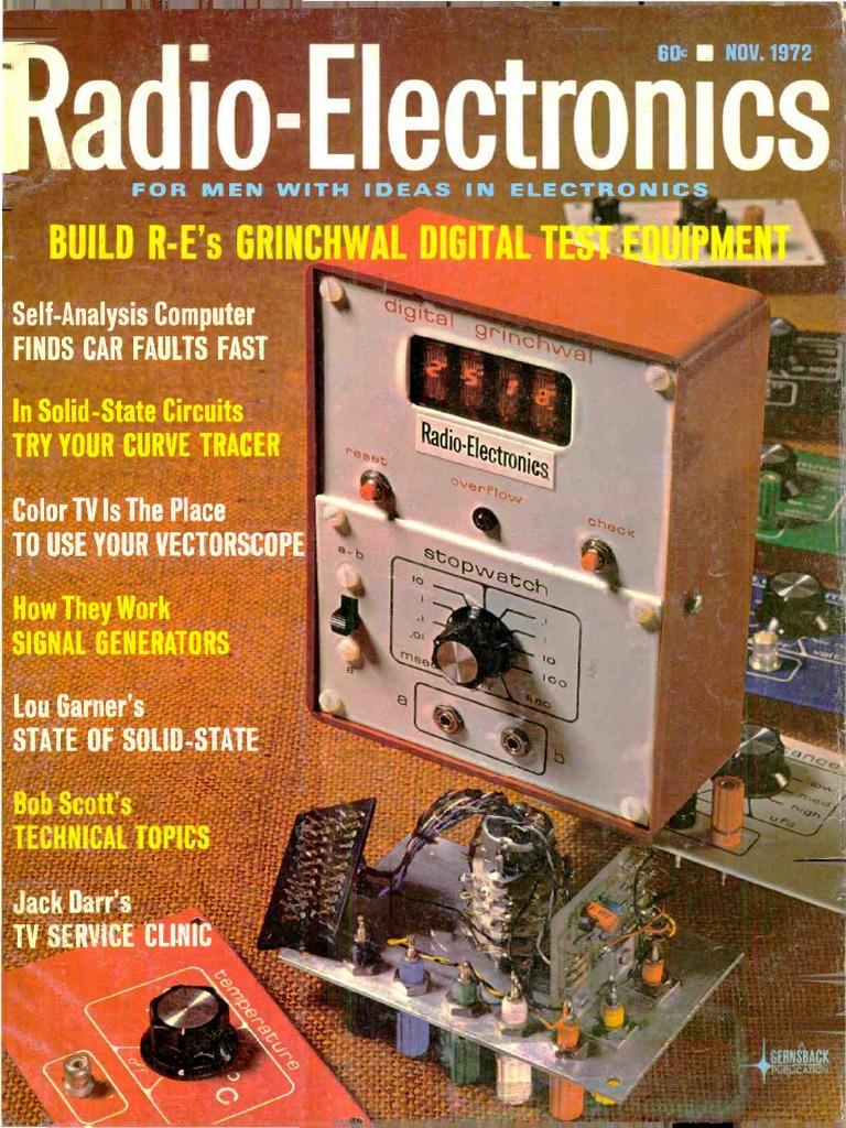 Re 1972 11 Superconductivity Gramophone Record Circuit Diy Breadboard 830 Point Board 65pcs Jumper Wire Kit Set Yc
