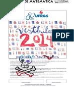 Prova Ufrgs 2014 Mat