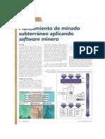Planeamiento de Minado Subterráneo Aplicando Software Minero_CAlegre_CSmith