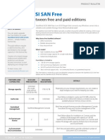 StarWind ISCSI SAN Free vs Paid