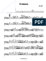 7th Mountain - Trombone