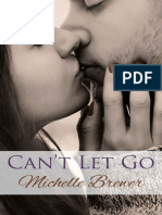 Can't Let Go - Michelle Brewer