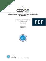 Bases Competición Mininegocios I Semestre 2014