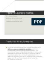 Trast. Somatomorfos Dr. Carreño