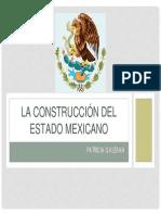 la construcción del estado mexicano.pdf
