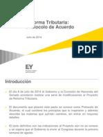 PPT Protocolo de Acuerdo - Reforma Tribut