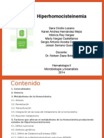 Hiperhomocisteinemia 10.0