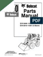 Bobcat 773 Service Repair Manual | Elevator | Mechanical