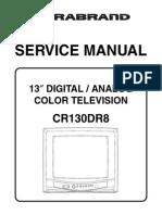 Cr130dr8 Tv Durabrand