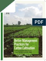 Cotton Management