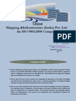 Chinar Shipping and Infrastructure (I) Pvt. Ltd.-profile-final