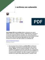 Cómo Abrir Archivos Con Extensión ISO