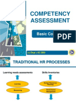 Assessment Based Competency
