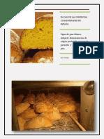 El Pan de Las Distintas Comunidades de España