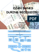 Impact of Recession on Banks