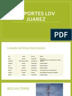 Soportes Ldv Juarez