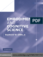 Gibbs EmbodimentAndCognitiveScience