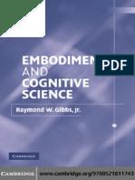 Gibbs EmbodimentAndCognitiveScience