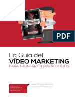 La Guía del VÍDEO MARKETING para triunfar en los negocios