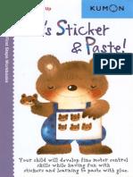 Kumon Stickers