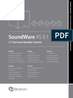 SoundWare XS 51 OM Web