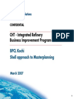 CHT BIP Shell Best Practice - Masterplanning