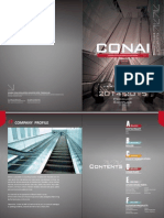 Elevator and Escalator Parts CONAI