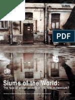 Slums of the World