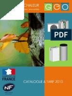 Catalogue GTEO