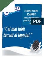 Prezentare Scamper Oreo