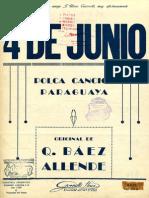 Baez Allende 4 de Junio