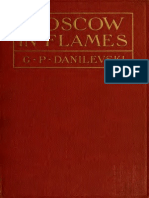 Danilevskii, g. p. Moscow in Flames (1917)