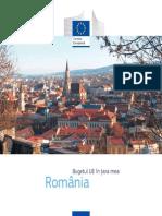 Bugetul UE in Tara Mea_Romania