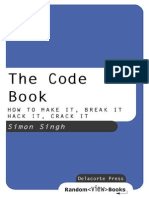 The Code Book How to Make It, Break It, Hack It, Crack It